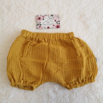 Bloomer moutarde 24/36 mois