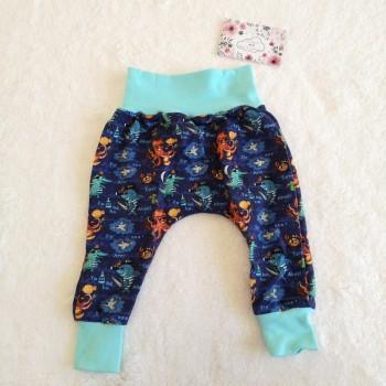 "Pantalon ""pieuvre"" 0/3 mois"
