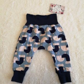 """Pantalon """"coq"""" 0/3 mois"""