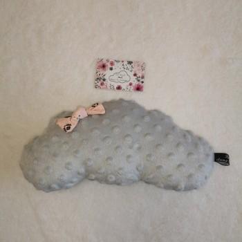 Coussin nuage gris (petit)