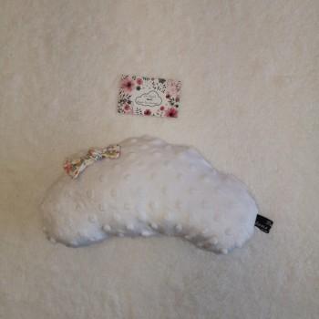 Coussin nuage blanc (petit)