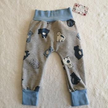 "Pantalon ""ours"" 24/36 mois"